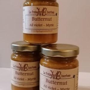 Mezzé Butternut-Ail violet-Myrte